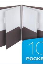 10 Pocket Organizer