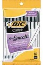 BIC Cristal -Black 10 pack