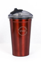 HVCC Water Bottle w/straw