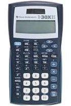 TI-30X IIS Calculator